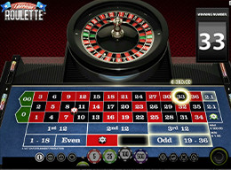 'American Roulette'-screenshot