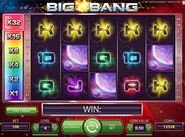 'Big Bang'-screenshot