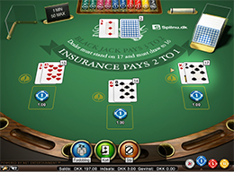 'Blackjack'-screenshot