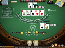 'Casino Hold'em'-screenshot