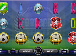 'Football: Champions Cup'-screenshot