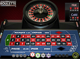 'French Roulette'-screenshot