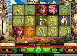 'Jack Beanstalk'-screenshot