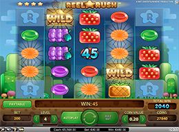 'Reel Rush'-screenshot