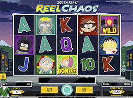 'South Park: Reel Chaos'-screenshot