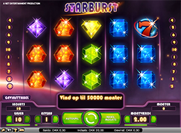 'Starburst'-screenshot