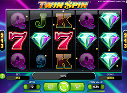 'Twin Spin'-screenshot