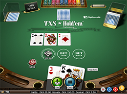 'Texas Hold'em'-screenshot