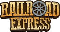 'Railroad Express'-logo