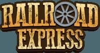 'Railroad Express'-logo