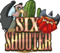 'Six Shooter'-logo