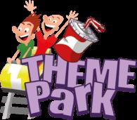 'Theme Park'-logo
