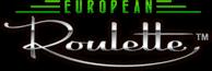 European Roulette gamelogo