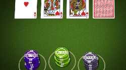 Texas Hold'em gametile