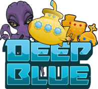 Deep Blue gamelogo