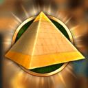 'Golden Pyramid'