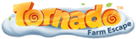 'Tornado: Farm Escape'-logo
