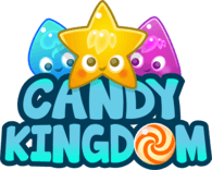 'Candy Kingdom'-logo