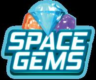 'Space Gems'-logo