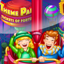 'Theme Park: Tickets of Fortune'