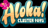 'Aloha! Cluster Pays'-logo