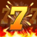 'Flaming Sevens'